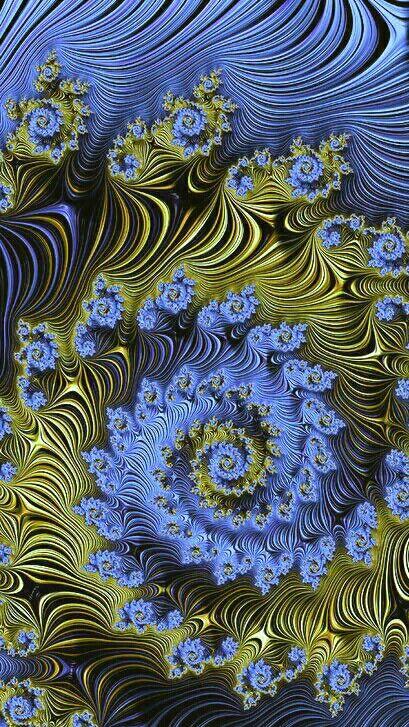 Fractal Artworks Porte-cl/és rectangulaire en m/étal avec Superbe Motif d/'Art fractur/é de Chien Basenji Taille Unique