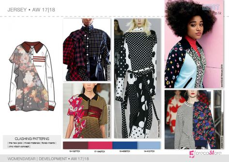 Discover the new fashion trends & Product development designs by for Coexist Macro theme, fall winter trend forecasting.