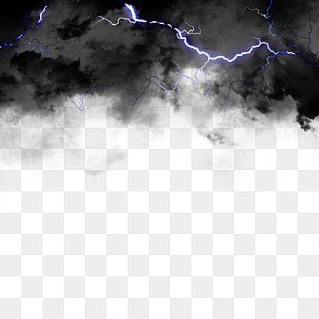 Gambar Kartun Cuaca Hujan Petir Awan Hitam Cuaca Elemen Kilat Elemen Hujan Png Dan Vektor Untuk Muat Turun Percuma Awan Tekstur Hitam
