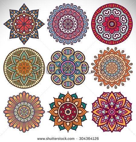Pin By Aman On نقوش و ثيمات و تصاميم للطباعة Flower Art Drawing Mandala Design Art Flower Pattern Drawing