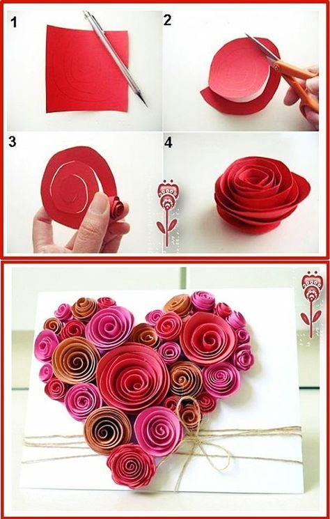 40 Homemade Valentine's Day Art Craft Ideas 2019