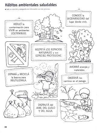 Archivo De Albumes Medio Ambiente Actividades Ciencia