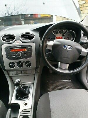 Ebay 2010 Ford Focus 1 6 Tdci Manual Diesel 30 Tax A Year In 2020 Ford Focus 1 Ford Focus Diesel