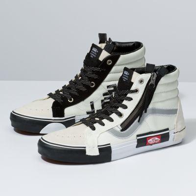 Sk8 Hi Reissue Cap Shop At Vans Sneakers Men Fashion Mens Vans Shoes Vans Shoes High Tops
