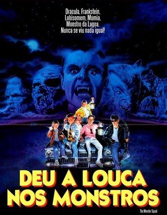 Pin De Alef Trichez Em Meus Pins Salvos Monstros Filmes Cinema
