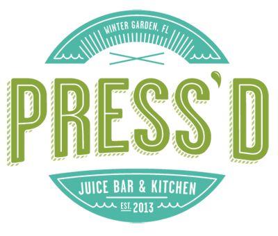 Press D Juice Bar Kitchen In Winter Garden With Images Juice