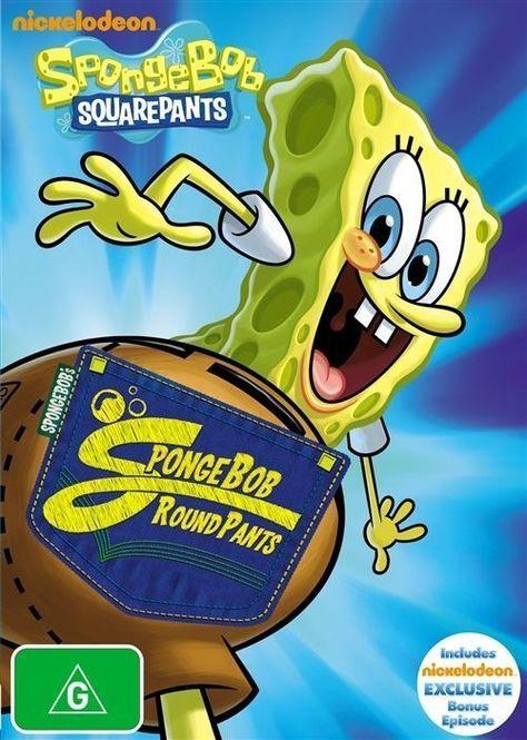 Spongebob Squarepants - Spongebob Roundpants for sale online | eBay