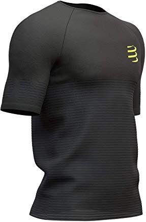 Webinero Compressport Training T Shirt Black Edition 19