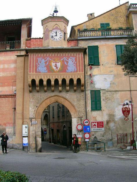 Finalborgo, Savona, Italy