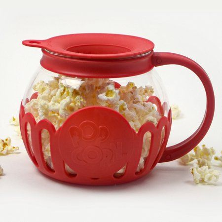 Buy Tasty Micro Popcorn Popper At Walmart Com Microwave Popcorn Popper Microwave Popcorn Microwave Popcorn Maker