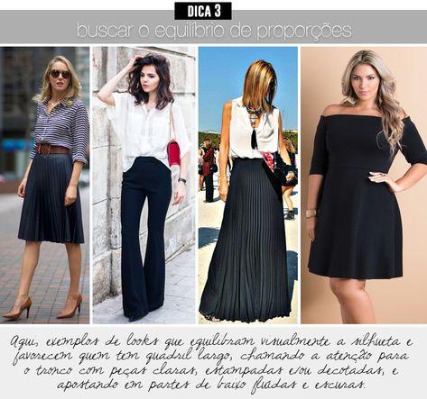 8 Ideias De Quadril Largo Moda Ideias Fashion Roupas