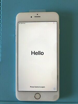 Sponsored Link Apple Iphone 6 64gb Silver Unlocked A1522 8 10 Good Condition In 2020 Apple Iphone 6 Apple Iphone Iphone