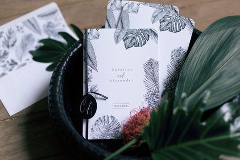 Unsere Hochzeitskarten Kollektion Skandinavisch Cotton Bird