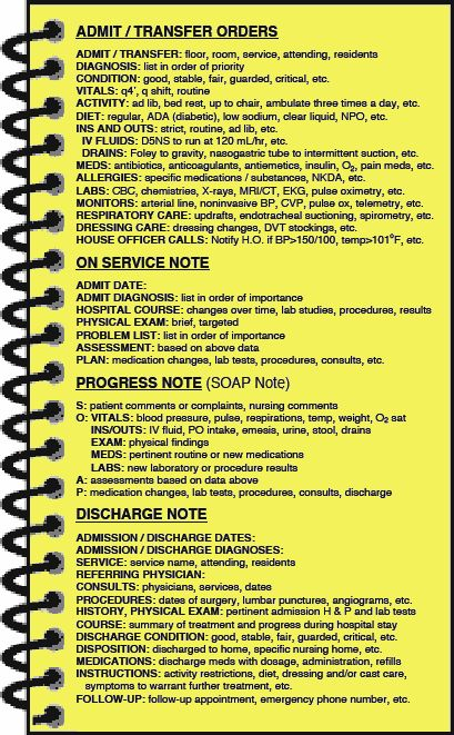 Neurological exam Maxwell Quick Medical Reference pinterest - progress note