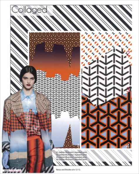 Prints & More - A/W 13/14 - Prints & Patterns - Styling forecasts- ...