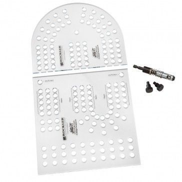 Xl Cribbage Board Templates 3 Player Curved Track Cribbage Board Template Cribbage Board Cribbage