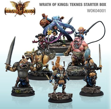 WoK Teknes Rank 1 Specialist Box