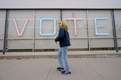 Hundreds Of Iowa Polling Places Shuttered Due To COVID-19 : NPR