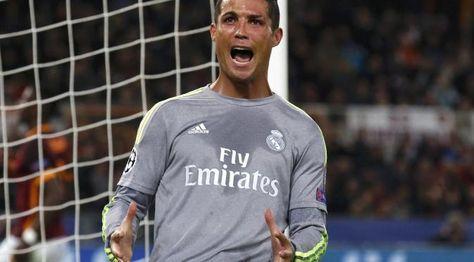 Pemain Real Madrid Cristiano Ronaldo merupakan salah