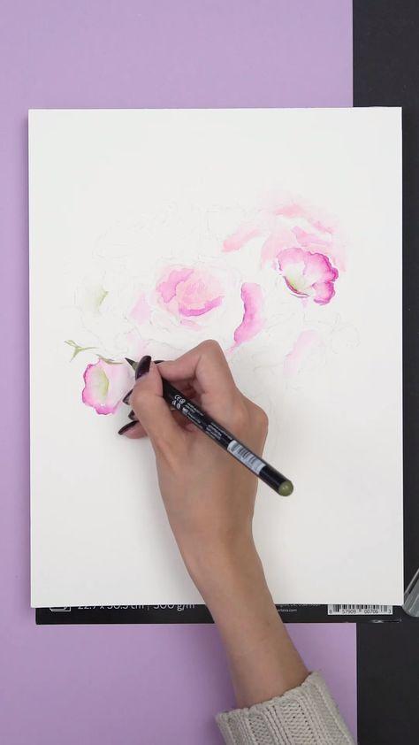 💓Water-Based Ink💓 💓Versatile💓 💓Flexible Nylon Brush Tip💓 💓Non-Toxic💓 💓100% SATISFACTION GUARANTEE💓