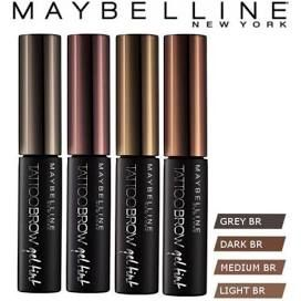 Maybelline S Newest Brow Product Is Designed To Last For Days Maybelline Brows Brow Gel Maybelline Tattoo
