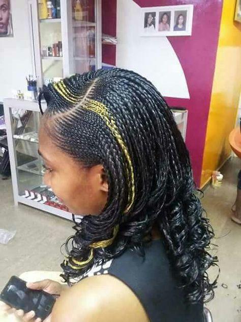 nattes tapis coiffure africaine