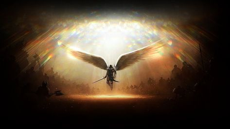 St Michael The Archangel Wallpapers Wallpaper Cave In