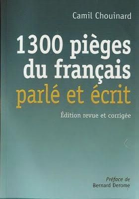 Telecharger 1300 Pieges Du Francais Parle Et Ecrit Lire Pour Comprendre Learn French French Grammar French Lessons