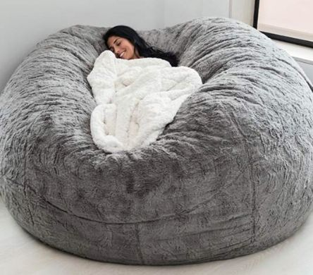 Lovesac We Will Have This Custom Made The Color Fabric Will Be A Dark Navy Blue Bean Bag Chair Bean Bag Bed Room Ideas Bedroom