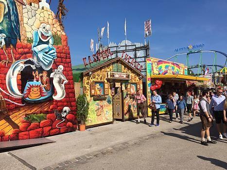 Teils 50 Prozent weniger Besucher haben die Schausteller auf dem Oktoberfest in diesem Jahr