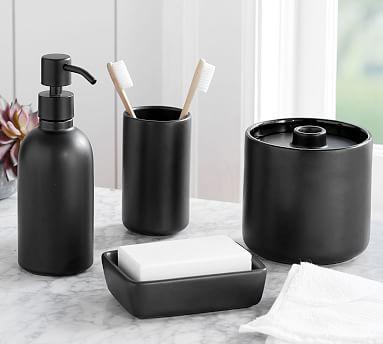 Porcelain Bathroom Accessories Ceramic Accessory Black Bathroom Accessories Bath Accessories