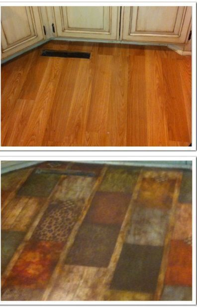 How To Make Beautiful Brown Paper Bag Floors Diy Projects For Everyone Going To Tehran Brown Paper Bag Floor Diy Flooring Paper Flooring