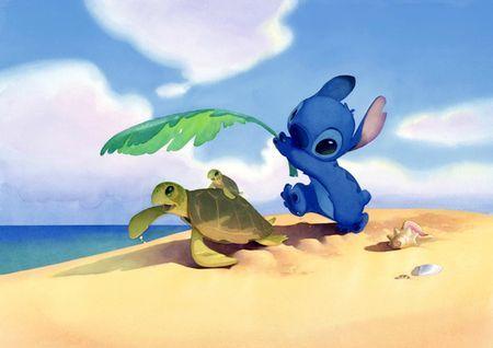 Geraldine Kovats - Lilo & Stitch 03