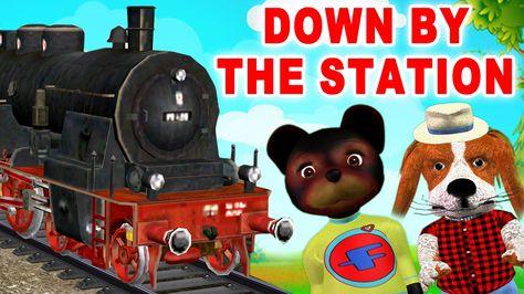 Animal Nursery Rhymes with Thomas Train & Friends