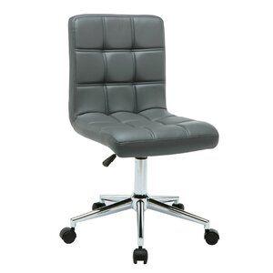 Eddie Floating Desk In 2020 Office Chair Task Chair Chair Upholstery