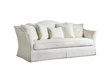 Shop For Baker Camelback Sofa, 6536S, And Other Living Room Sofas At Hickory  Furniture Mart In Hickory, NC. COM: 19 1/2 Yd(s).