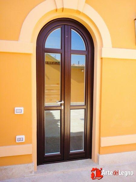 Porta Finestra A Due Ante.Porta Finestra Centinata A Due Ante Windows Favorite Color