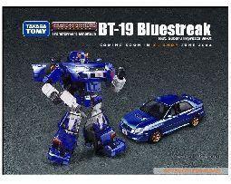 takara tomy bt19 bt19 transformers smoke blue thunder