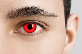 Red Eyes Contact Lenses Are Very Dangerous Lenses Or You Can Wear These Contacts With Expert S Advi Red Eyes Contacts Red Eye Contact Lenses Eye Contact Lenses