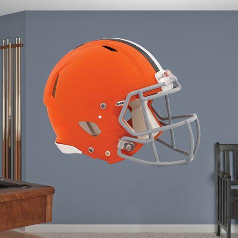 7b0e403e6b3 Cleveland Browns  Helmet - Huge Officially Licensed NFL Removable ...
