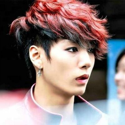 The Idle Man Hair Styles Asian Men Hairstyle Korean Hairstyle