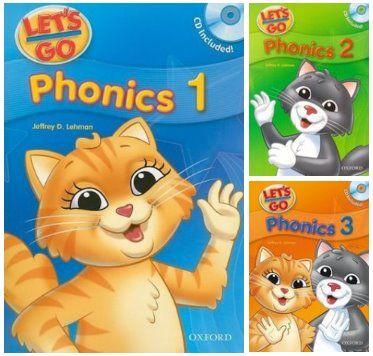 Let S Go Phonics 1 2 3 Audio Phonics Phonics Books Let It Be
