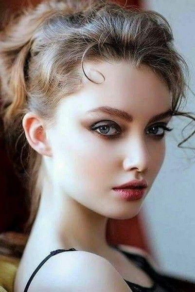 صور بنات روسيا 2020 و أجمل ملكات جمال روسيات Beautiful Girl Face Beautiful Eyes Beauty Girl