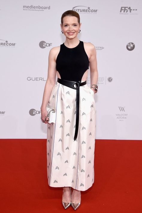 Pin for Later: Seht alle Stars beim Deutschen Filmpreis Karoline Herfurth