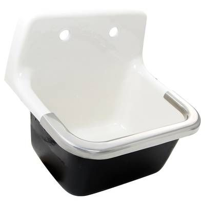 Gilford 30 X 22 Wall Mounted Service Sink Sink Utility Sink Wall Mounted Sink
