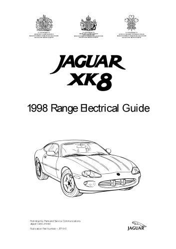 Xk8 Wiring Diagram