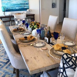 Soleil Trestle Dining Table - Living Spaces | Coastal Chic Home Decorating  Ideas | Pinterest | Trestle dining tables, Living spaces and Spaces