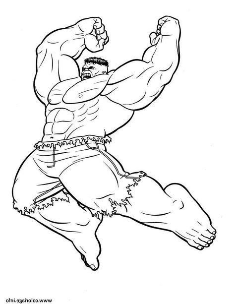 11 Qualite Super Hero Coloriage Pics En 2020 Coloriage Hulk