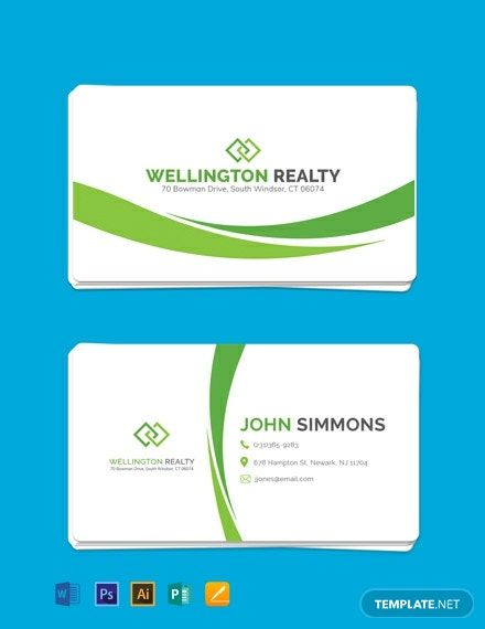 Free Landscaping Business Card Template Word Doc Psd Apple Mac Pages Illustrator Publisher Business Card Template Word Free Business Card Templates Construction Business Cards