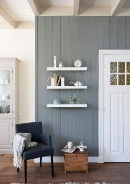 Kitchen Wood Color Grey Walls 63 Ideas Kitchen Painted Paneling Walls Paneling Makeover Wood Paneling Makeover